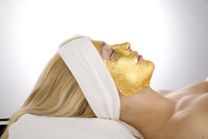 The 24-Carat Gold Facial