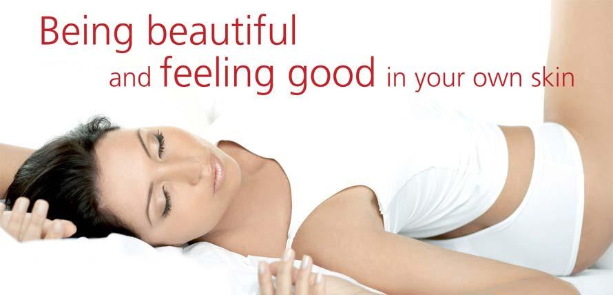 IPL - feel good in your own skin