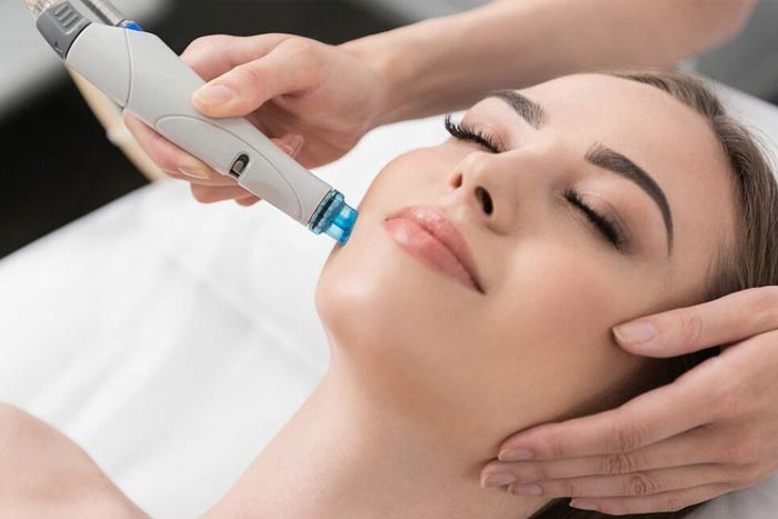 Amazing Healthy HydraFacial